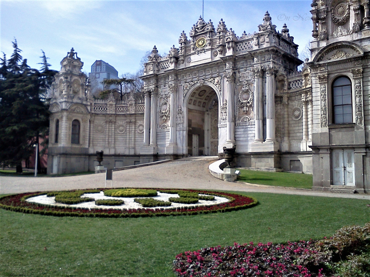 Dolmabahce-Istanbul-3