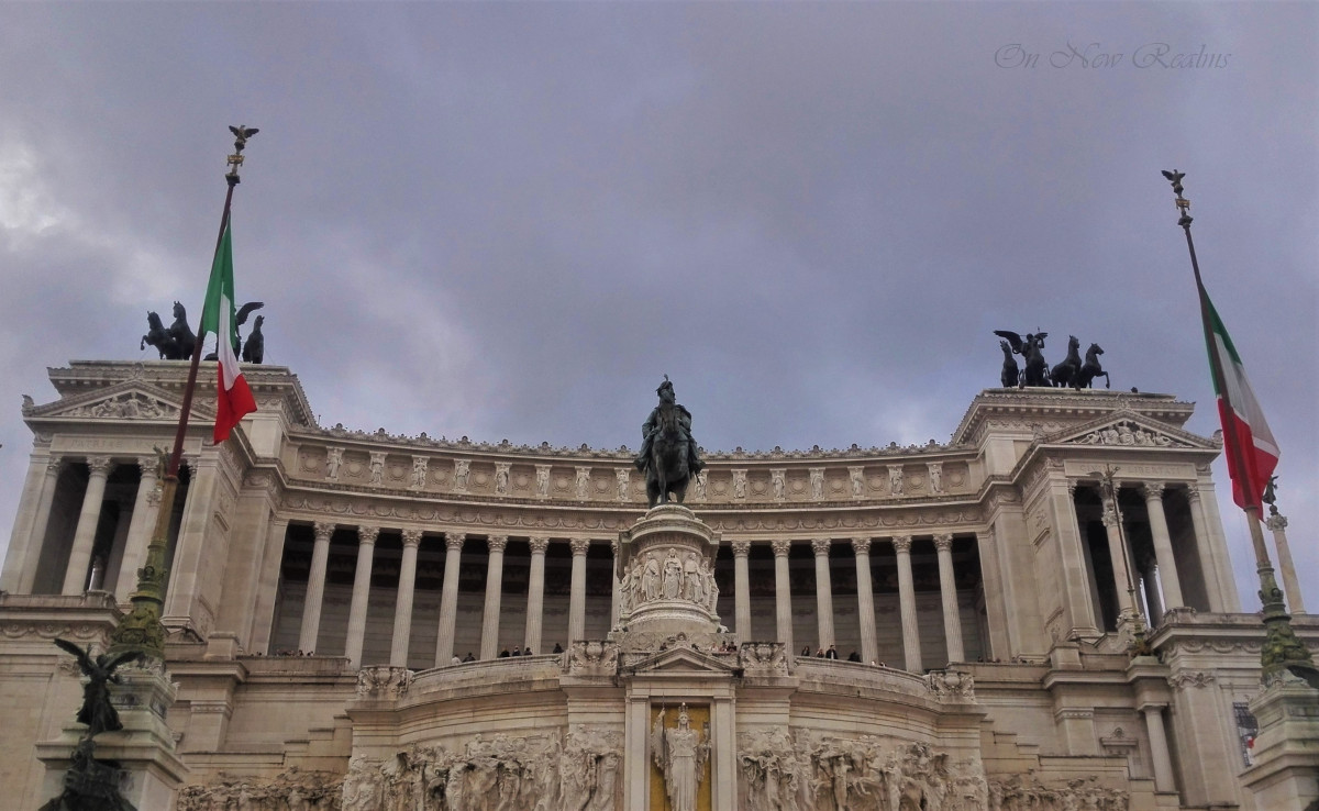 Altar-Fatherland-Rome