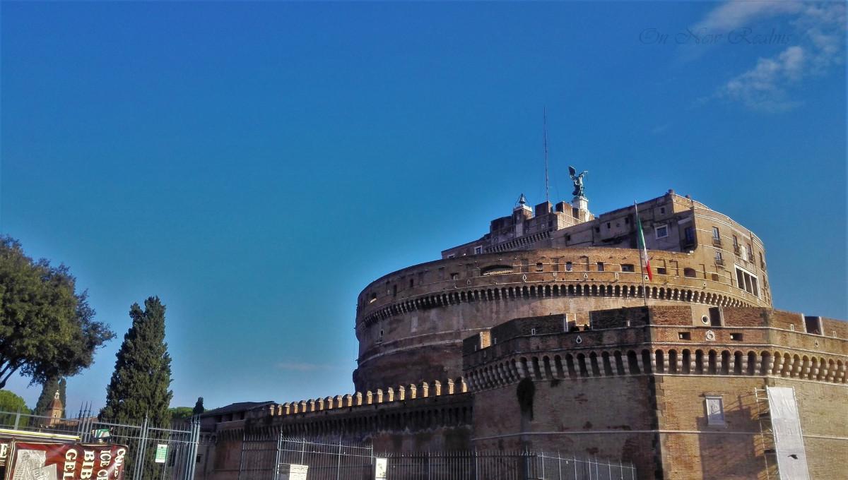 Castle-Sant_Angelo-Rome