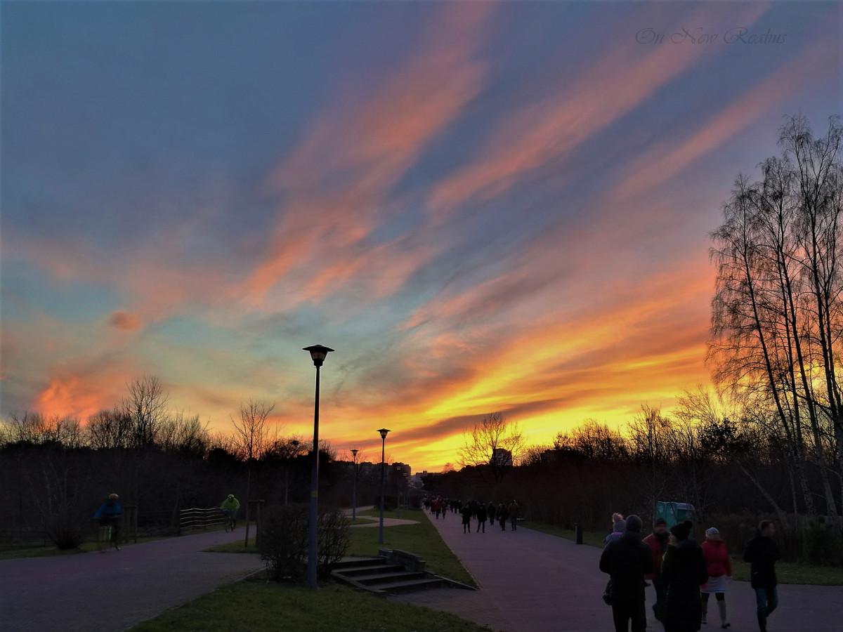 gdansk-poland-sunset