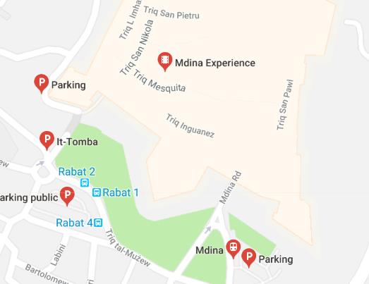 Mdina-public-parking-Malta