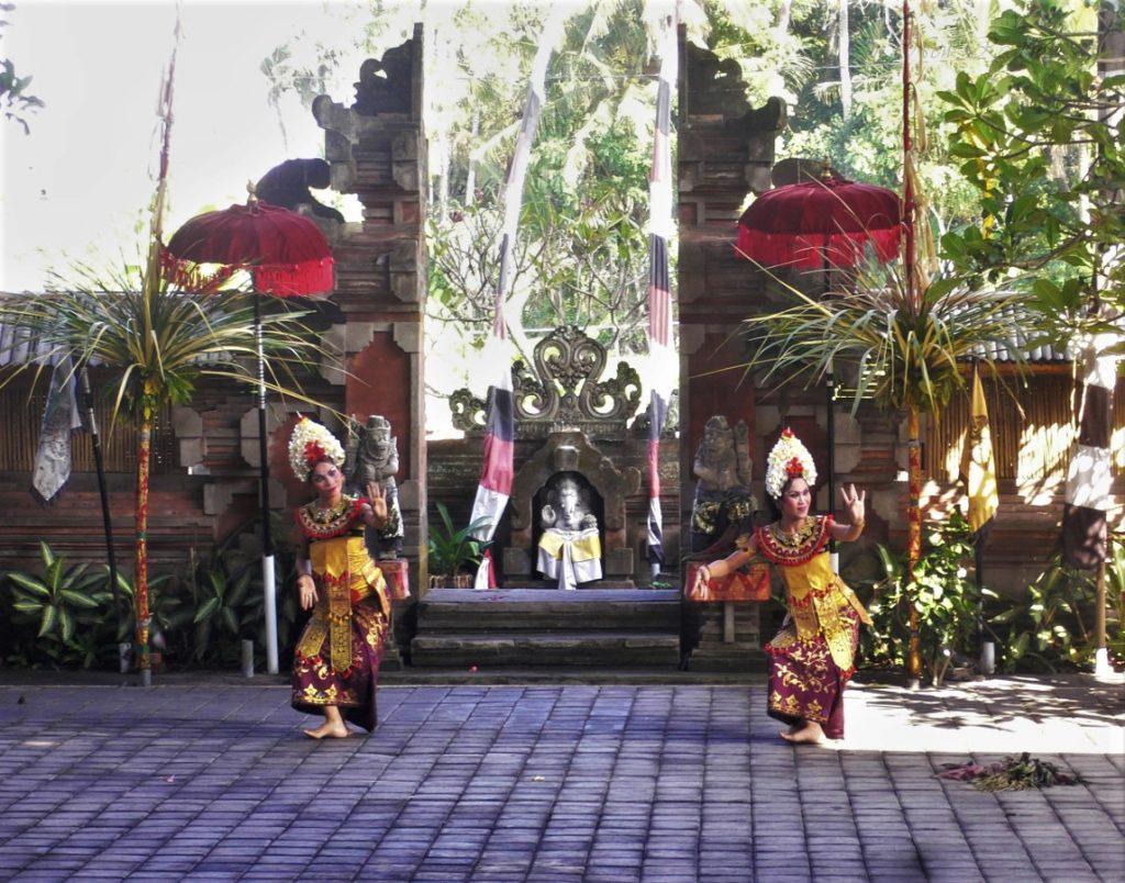 Balinez-dance