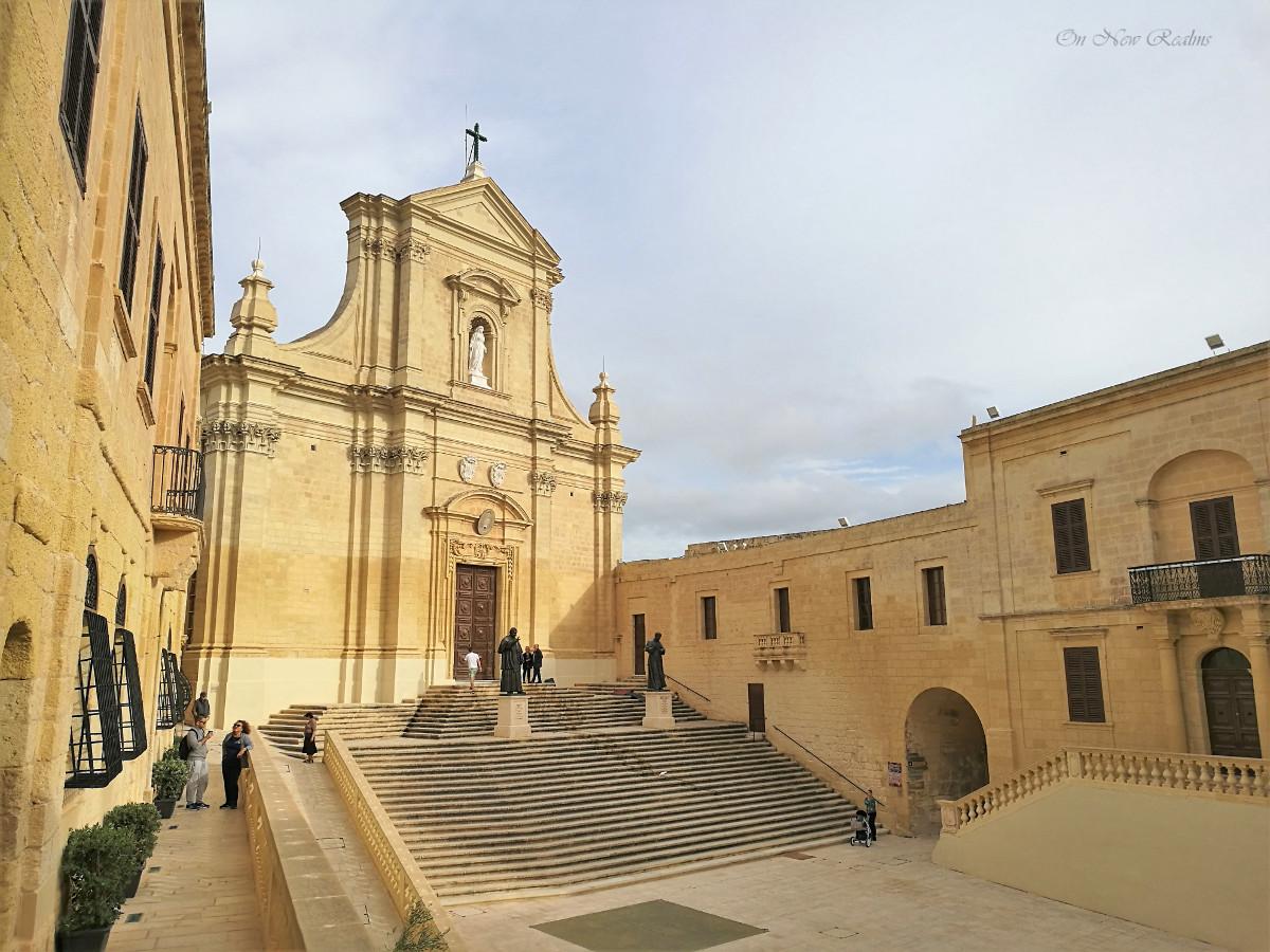 Gozo-citadel-Malta