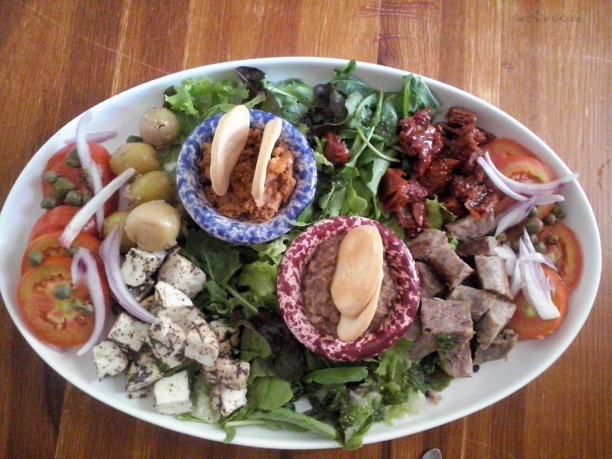 Maltese-platter