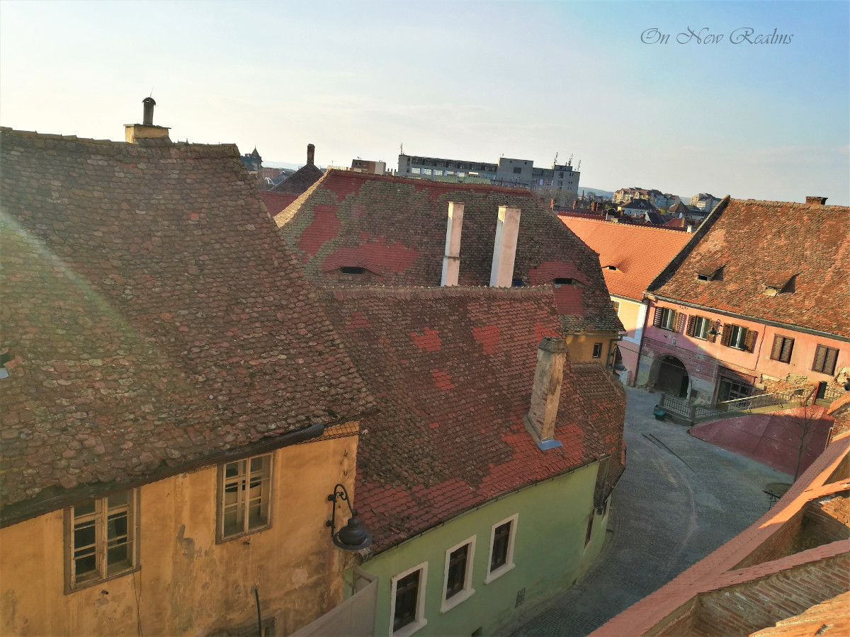 Lower-town-Sibiu-Romania