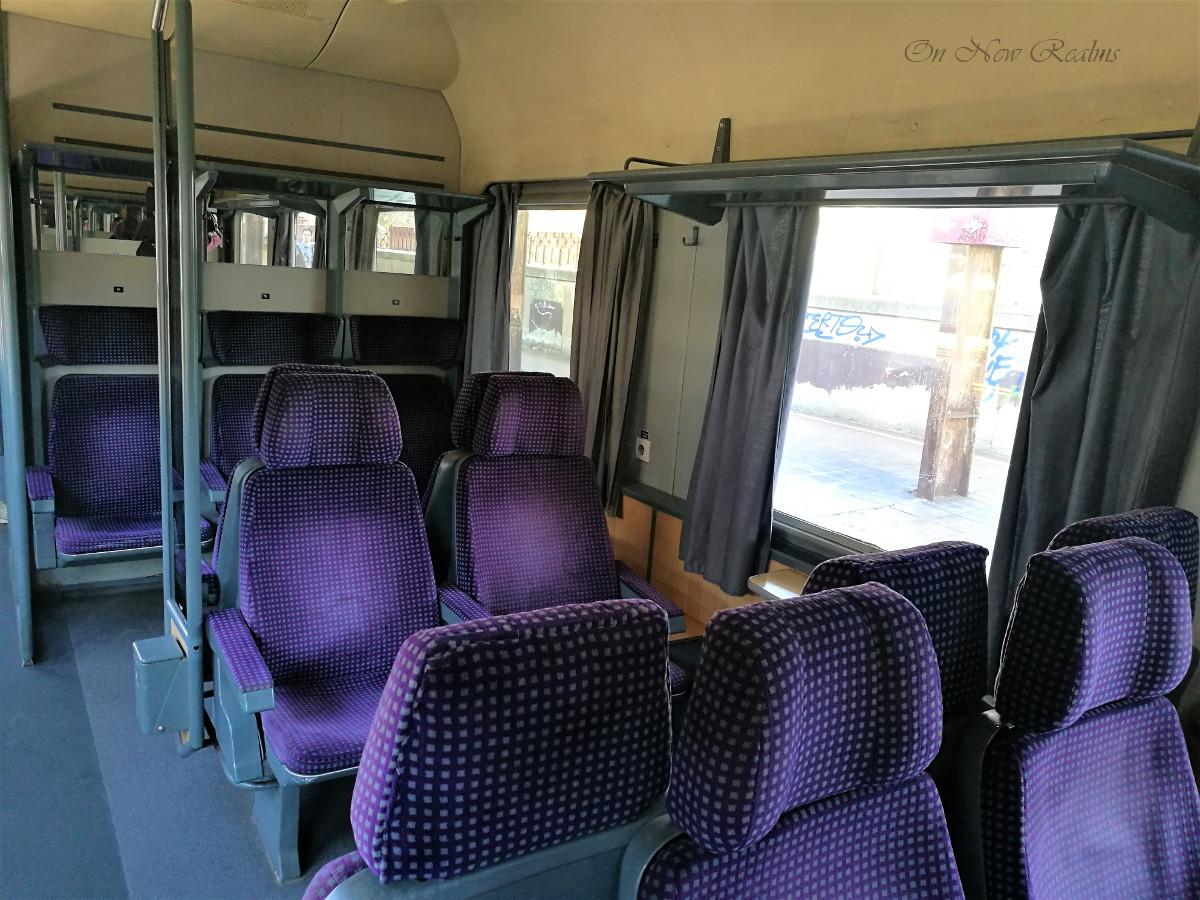 Train-Romania
