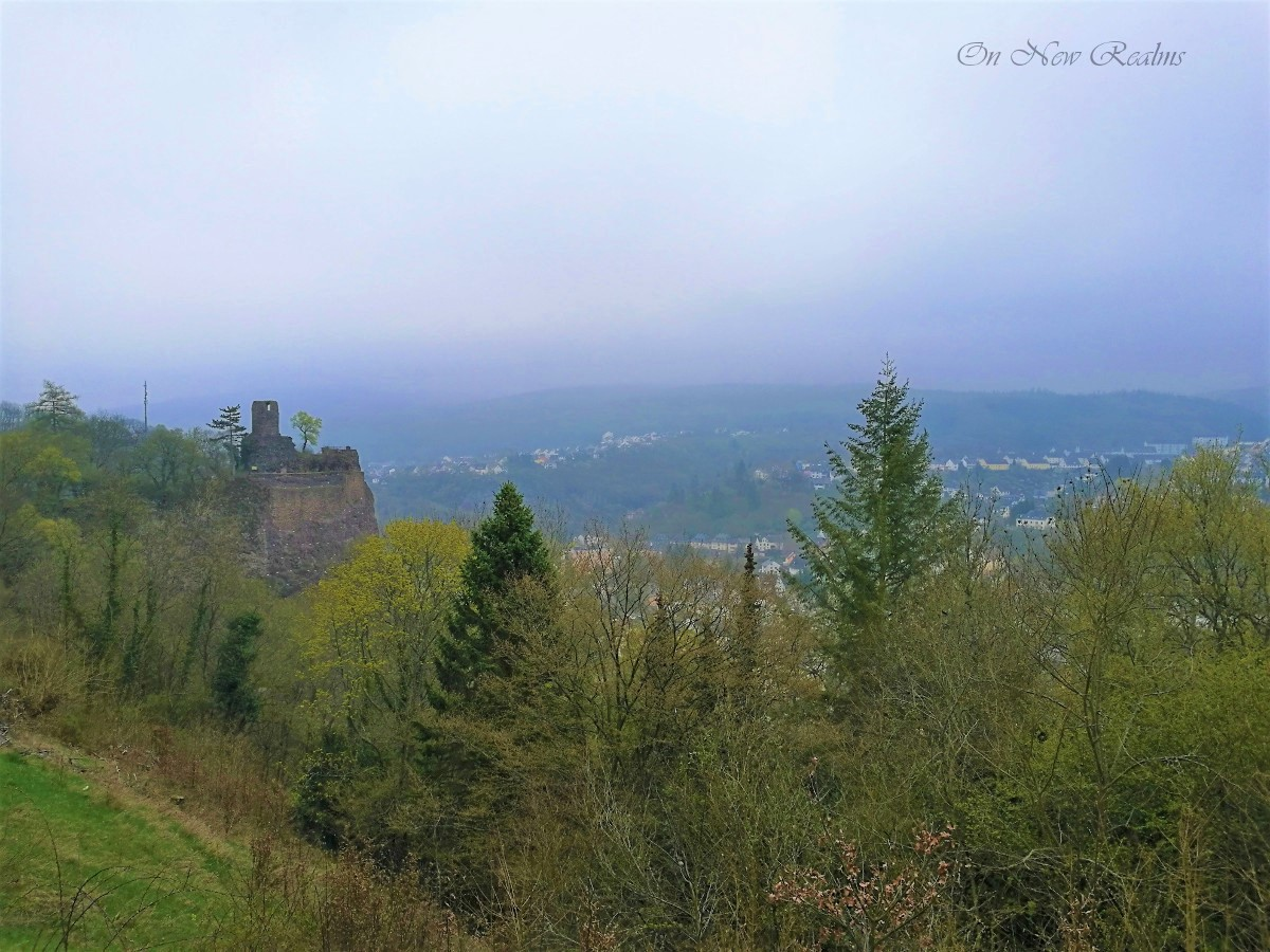 Bosselstein-Fort-Idar-Oberstein