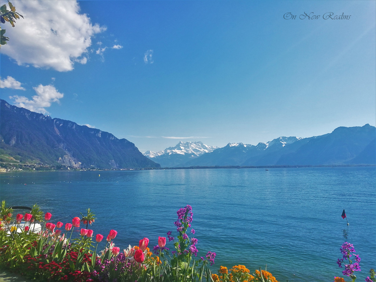 Montreux-Promenade-Switzerland