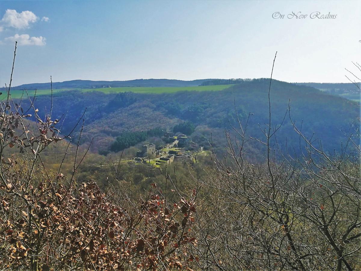 Schmidtburg-Castle-Rhineland-Palatinate-Germany