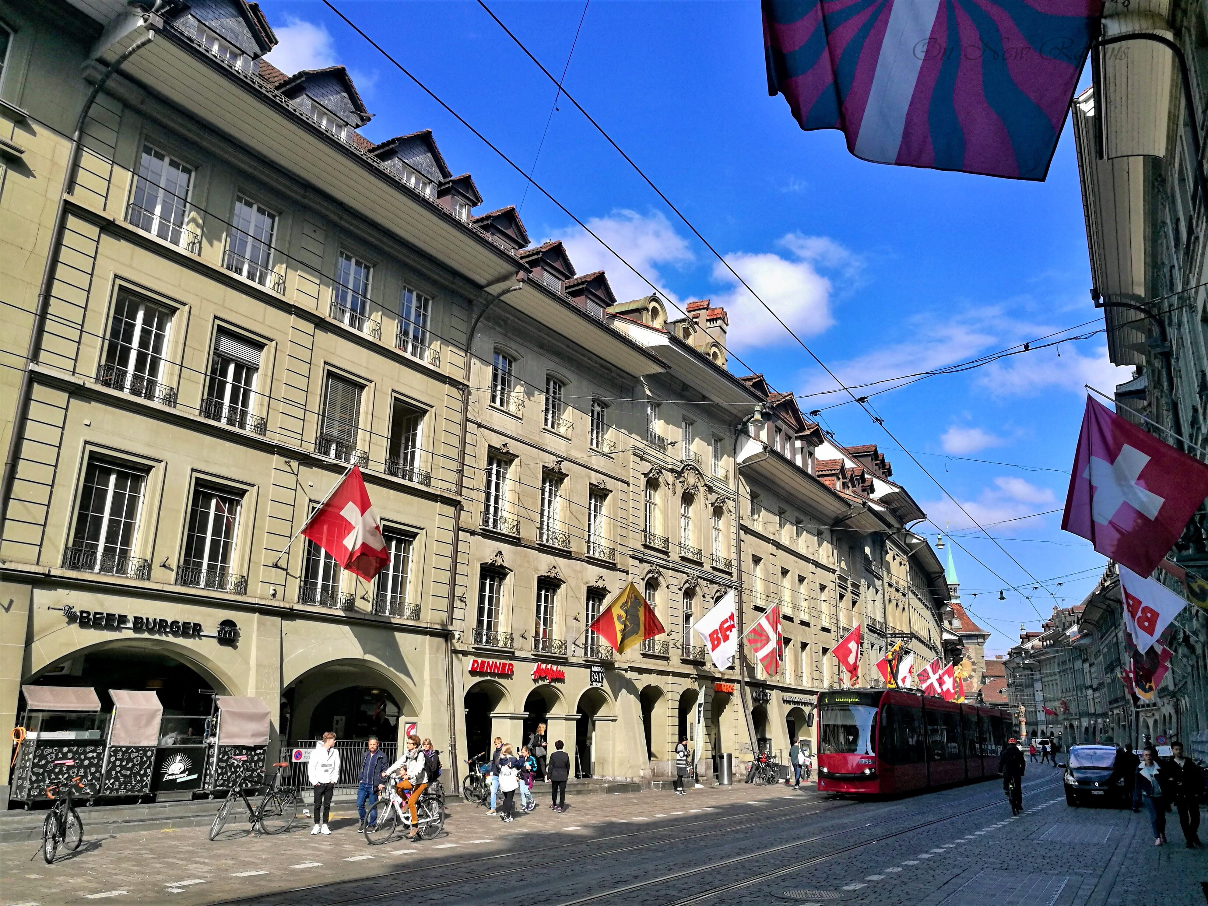 Bundesplatz-Bern-Switzerland