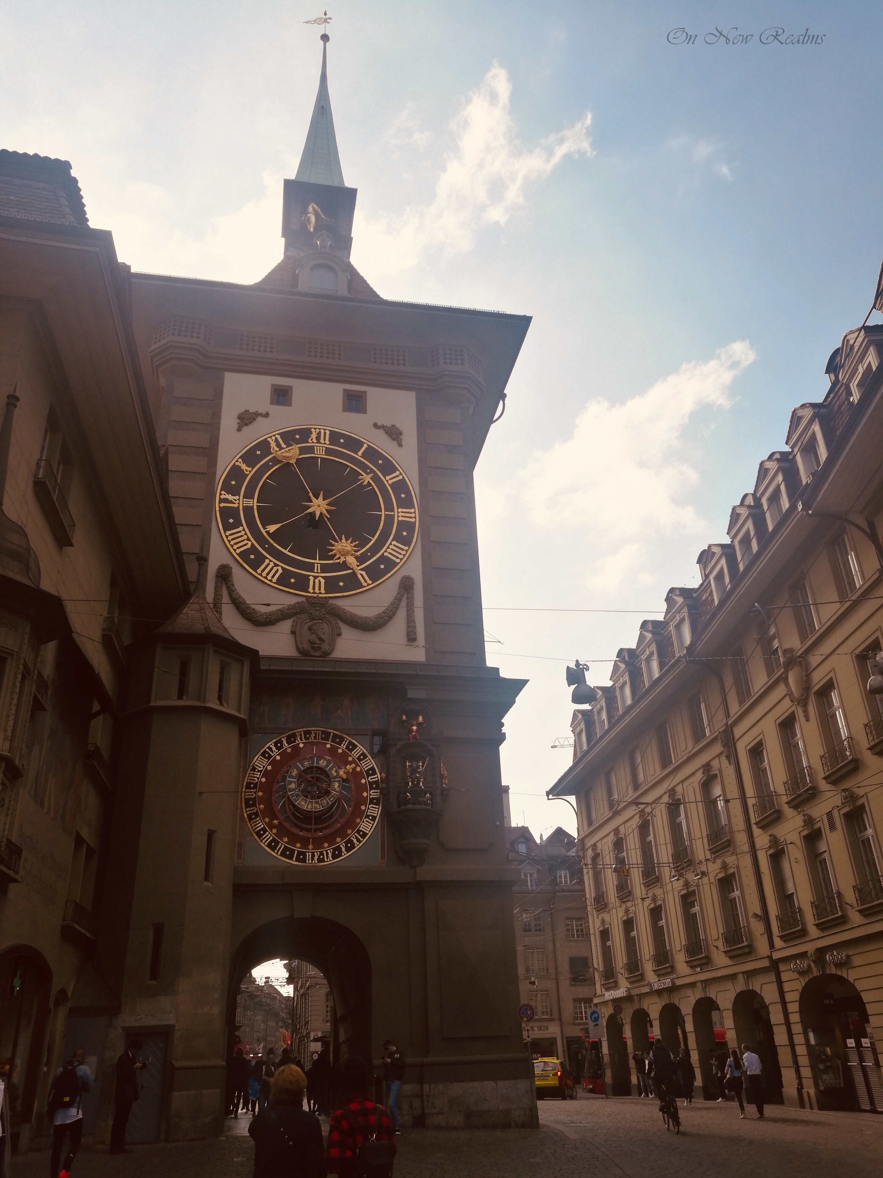 Clock-Tower-Bern-Switzerland