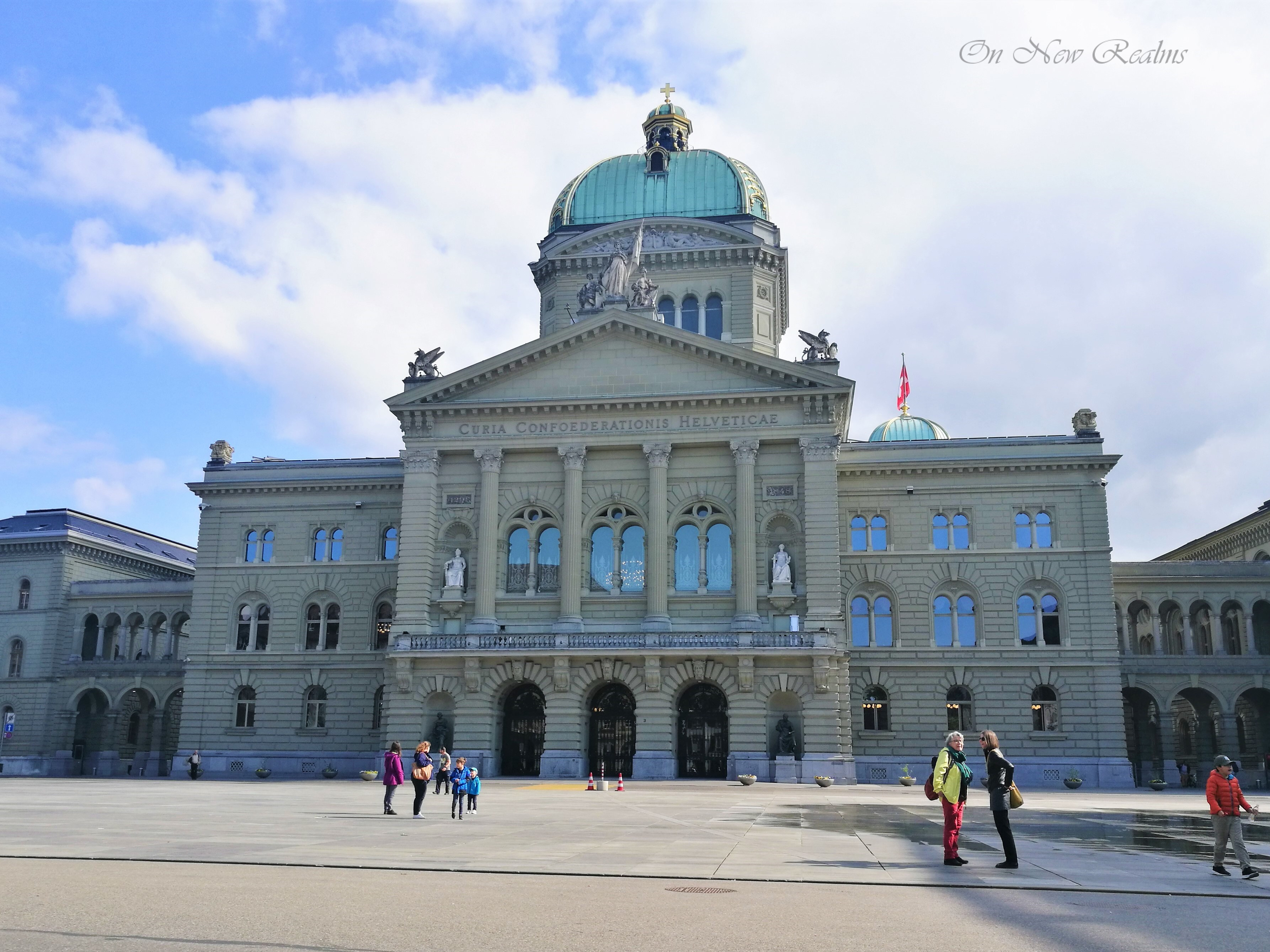 Federal-Palace-Bern-Switzerland