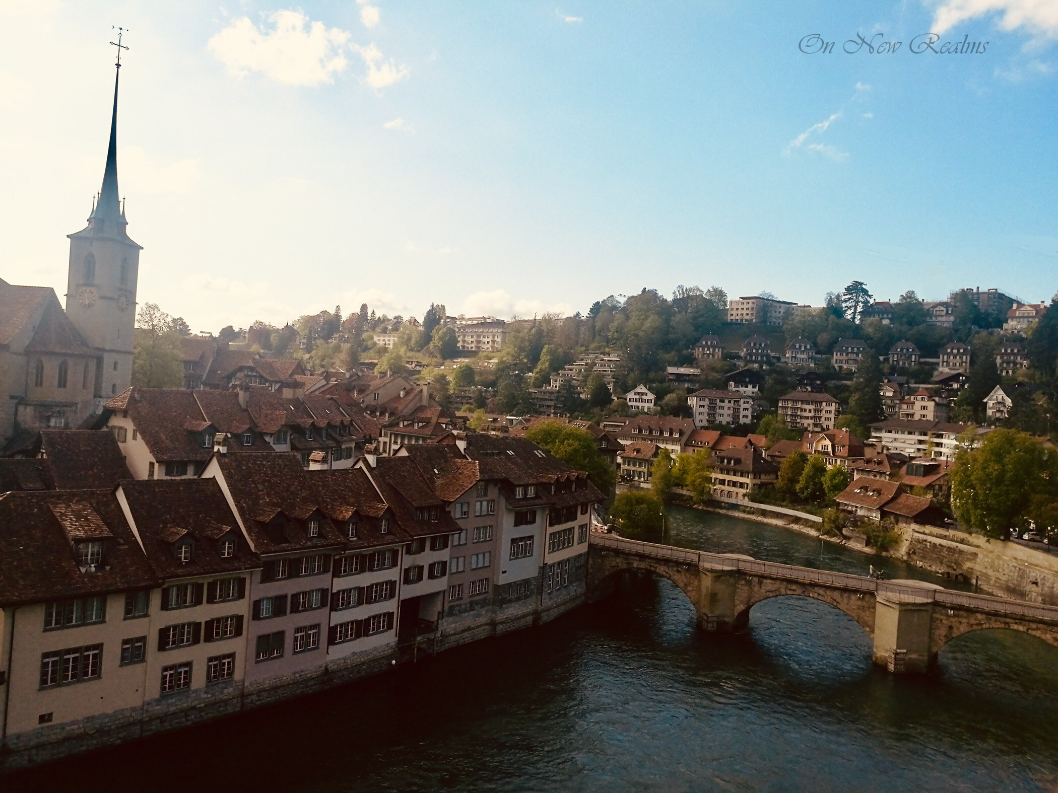 Nydeggbrucke-Bern-Switzerland