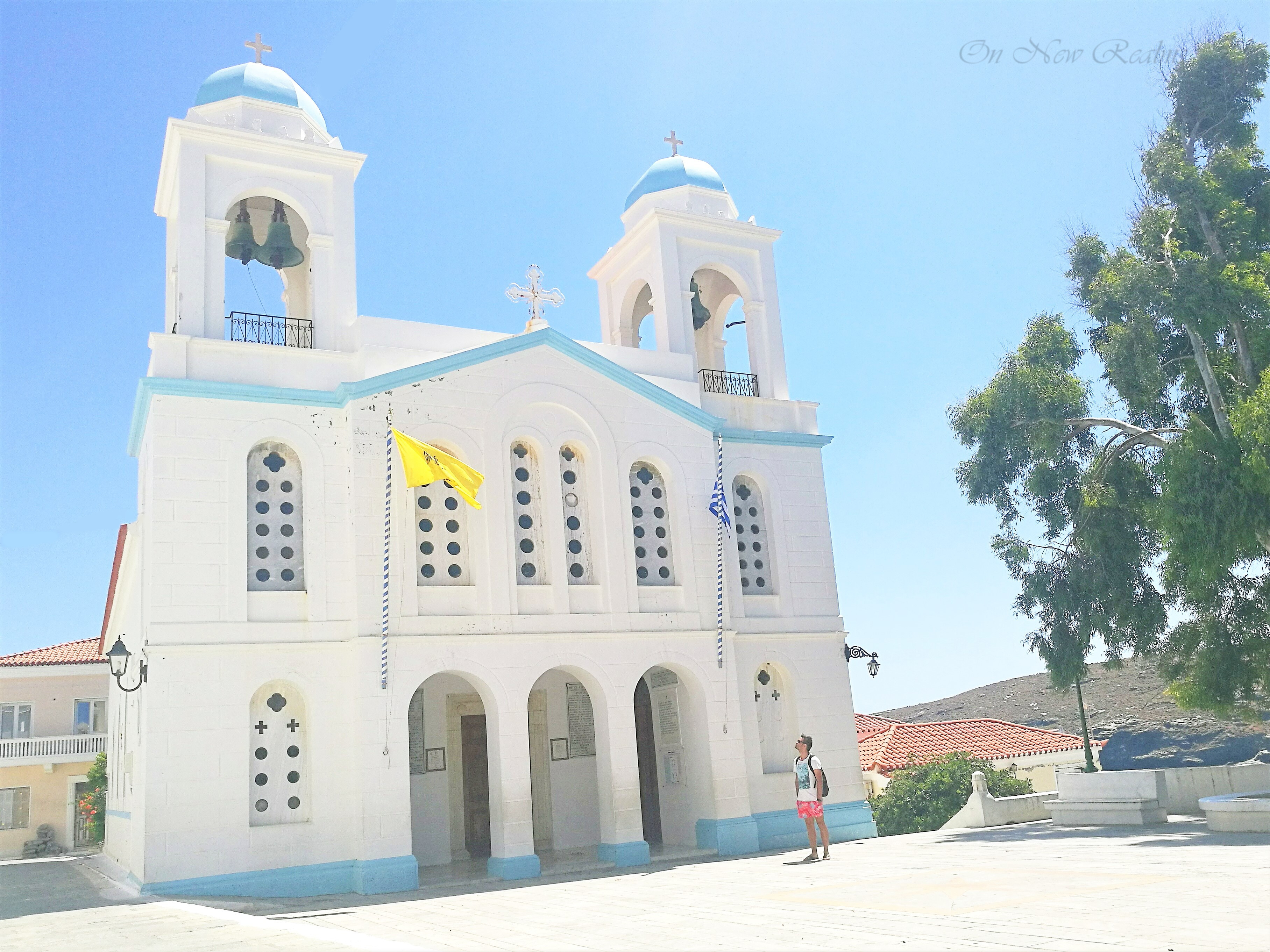 Agios-Georgios-Chora-Andros-Greece