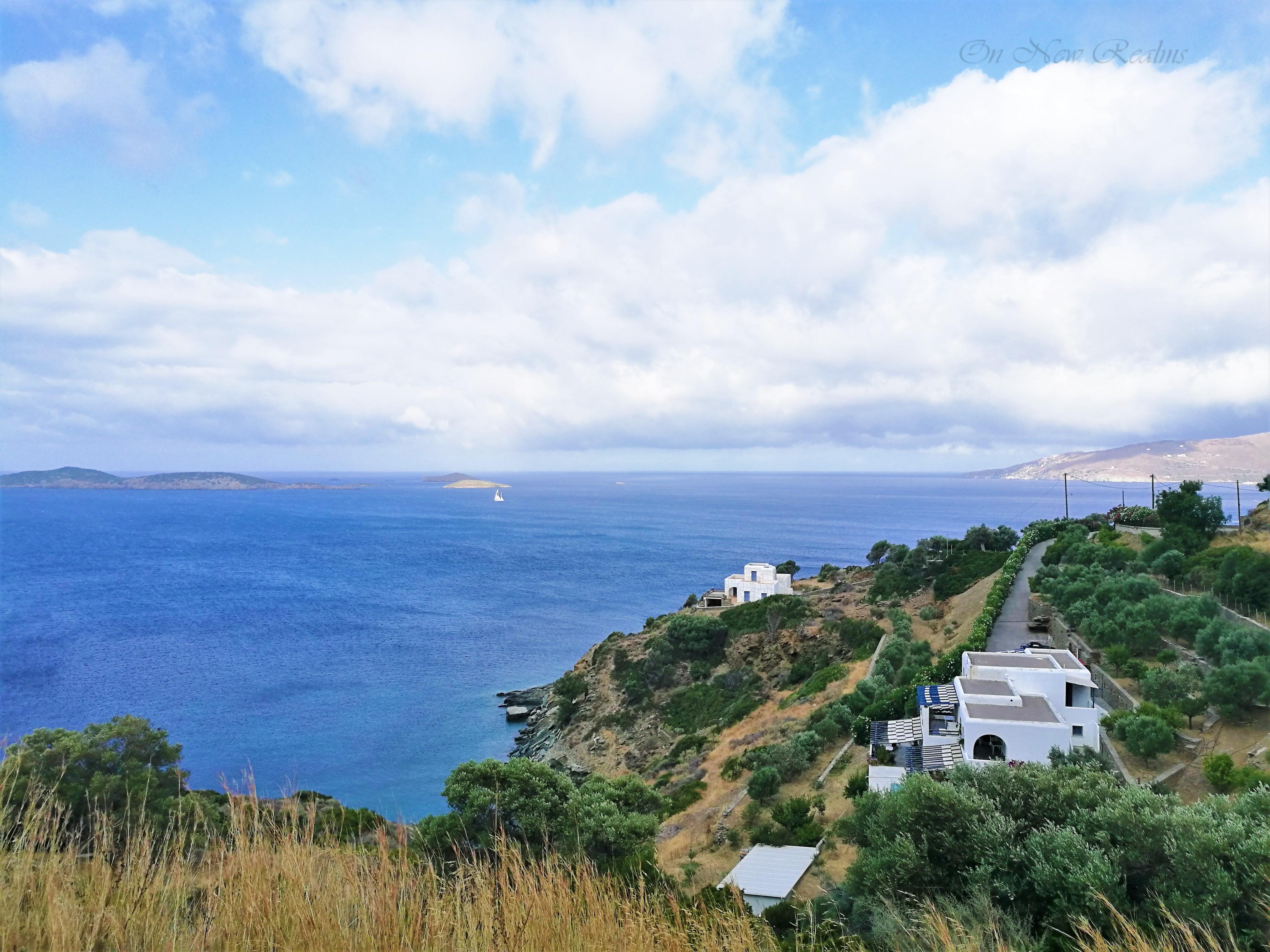 Andros-Greece