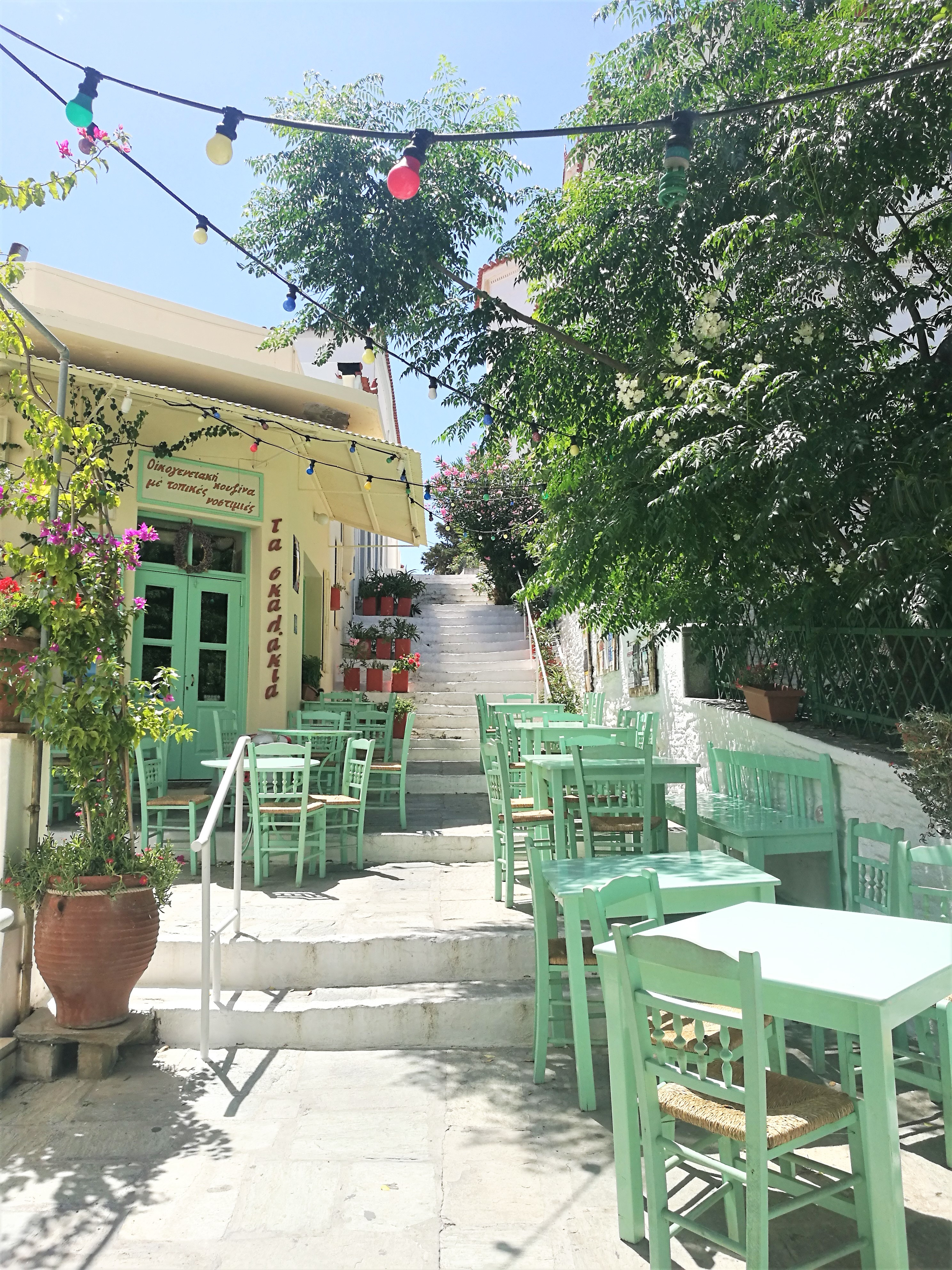 Chora-Andros-Greece