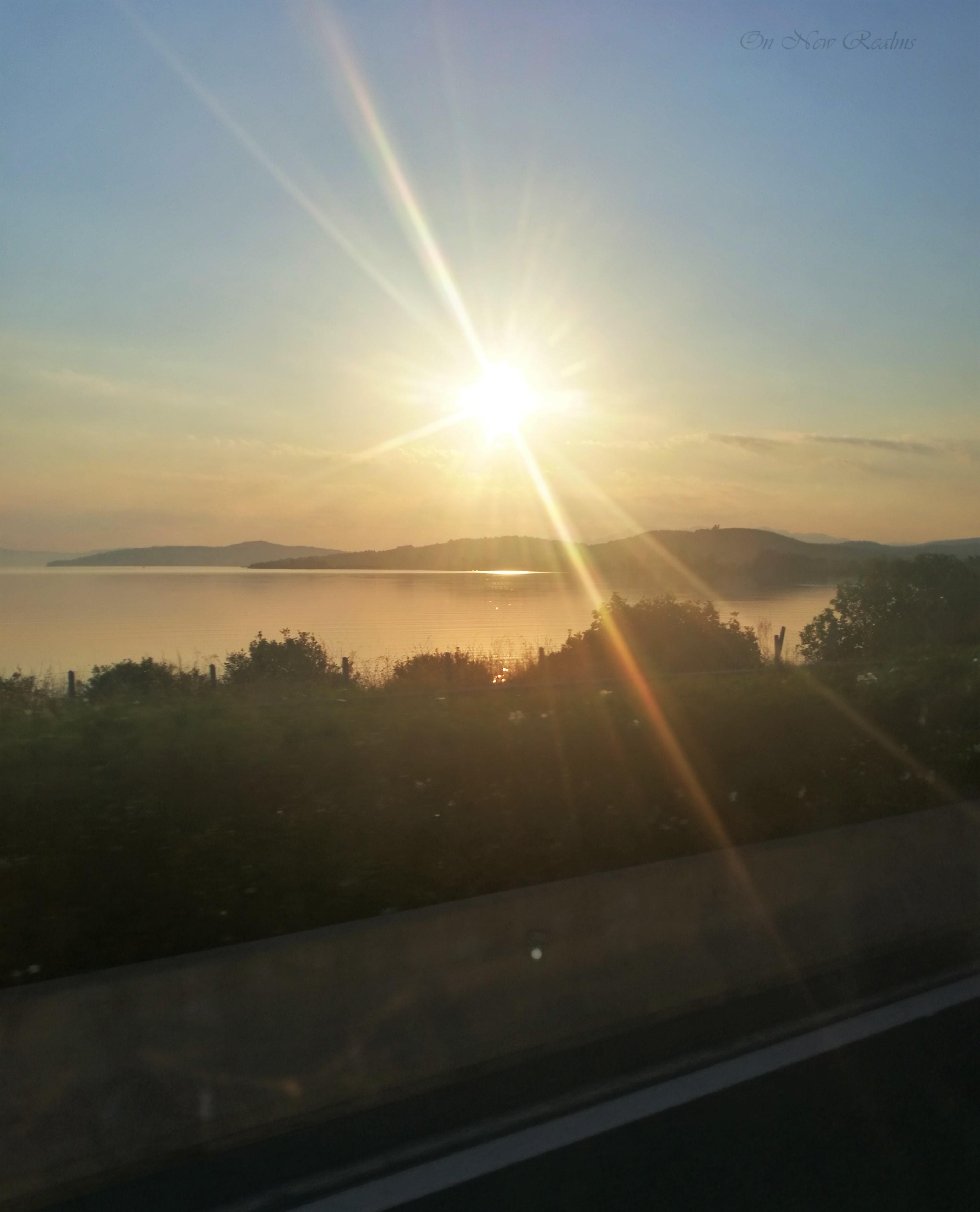 Greece-sunrise