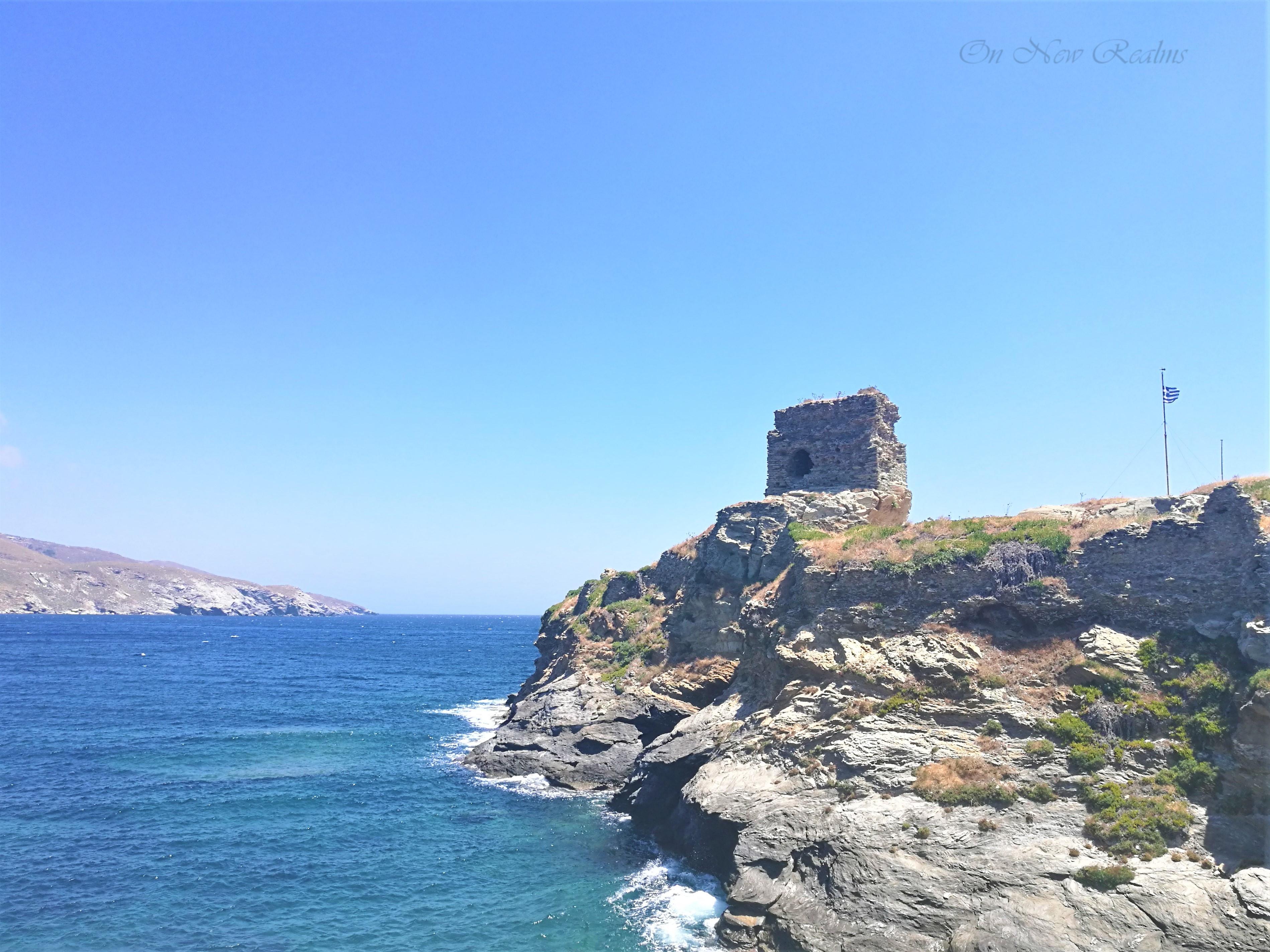 Kato-Kastro-Venetian-Castle-Chora-Andros