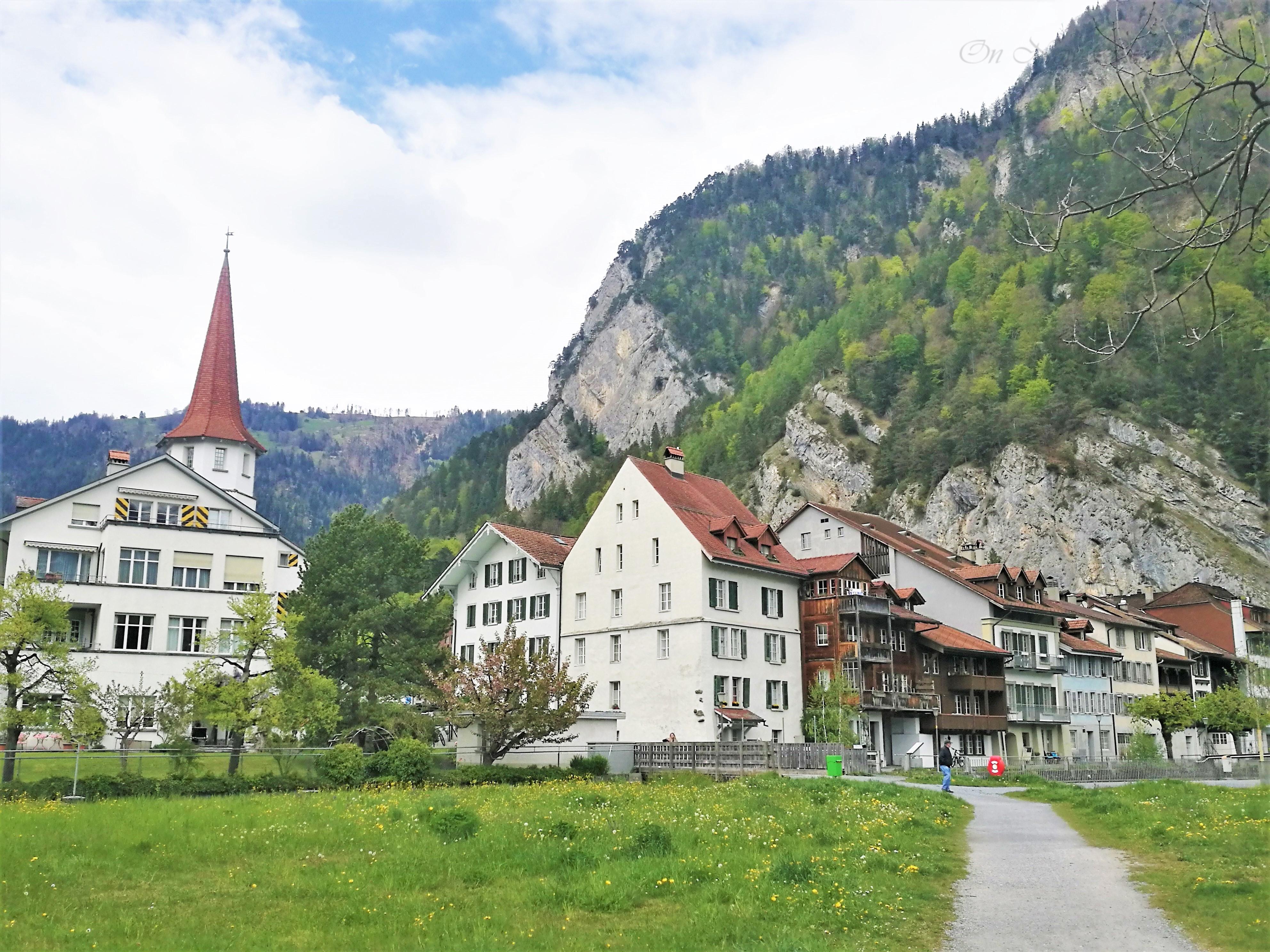 Unterseen-Switzerland