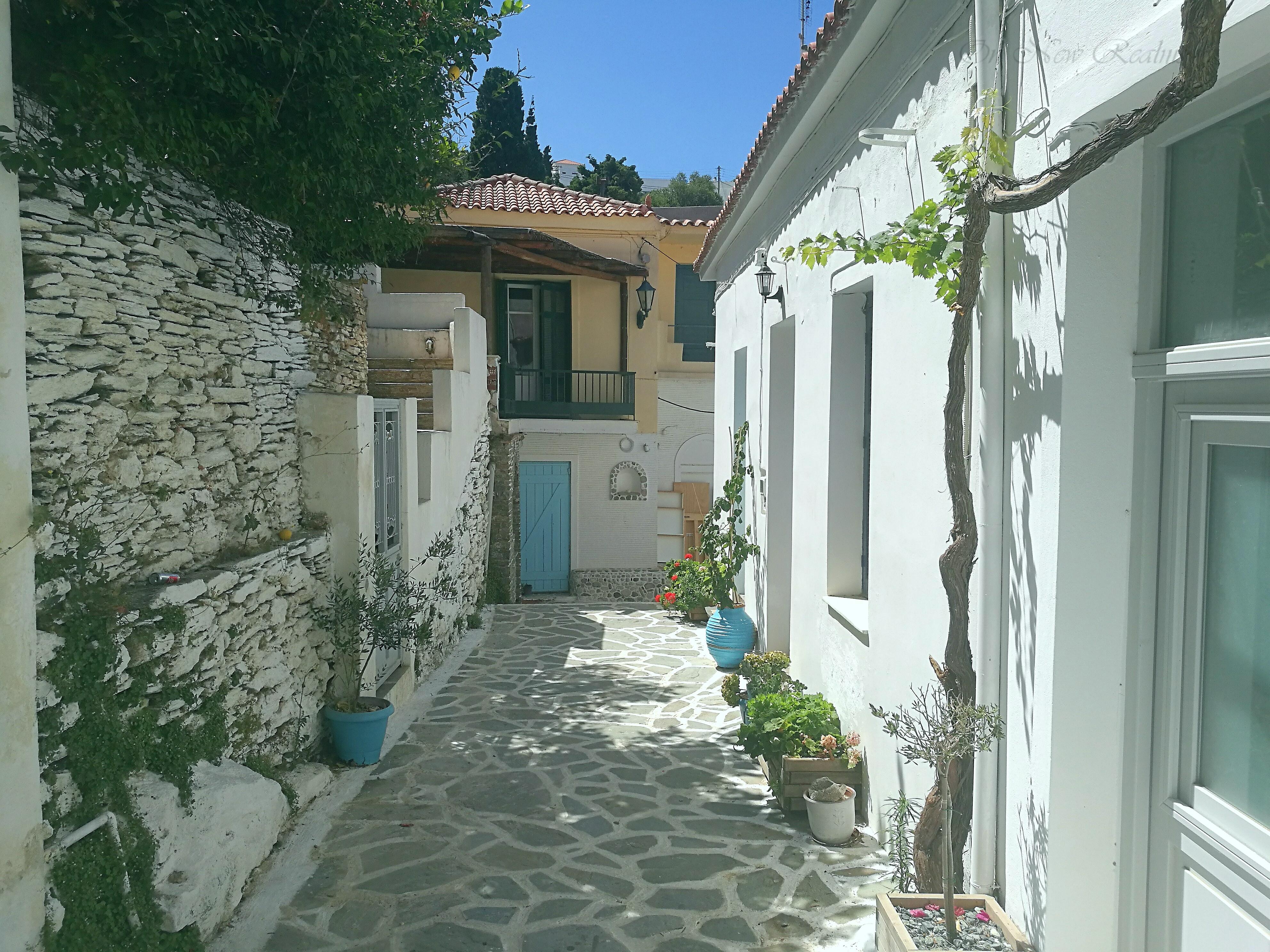 Andros-Greece-Chora