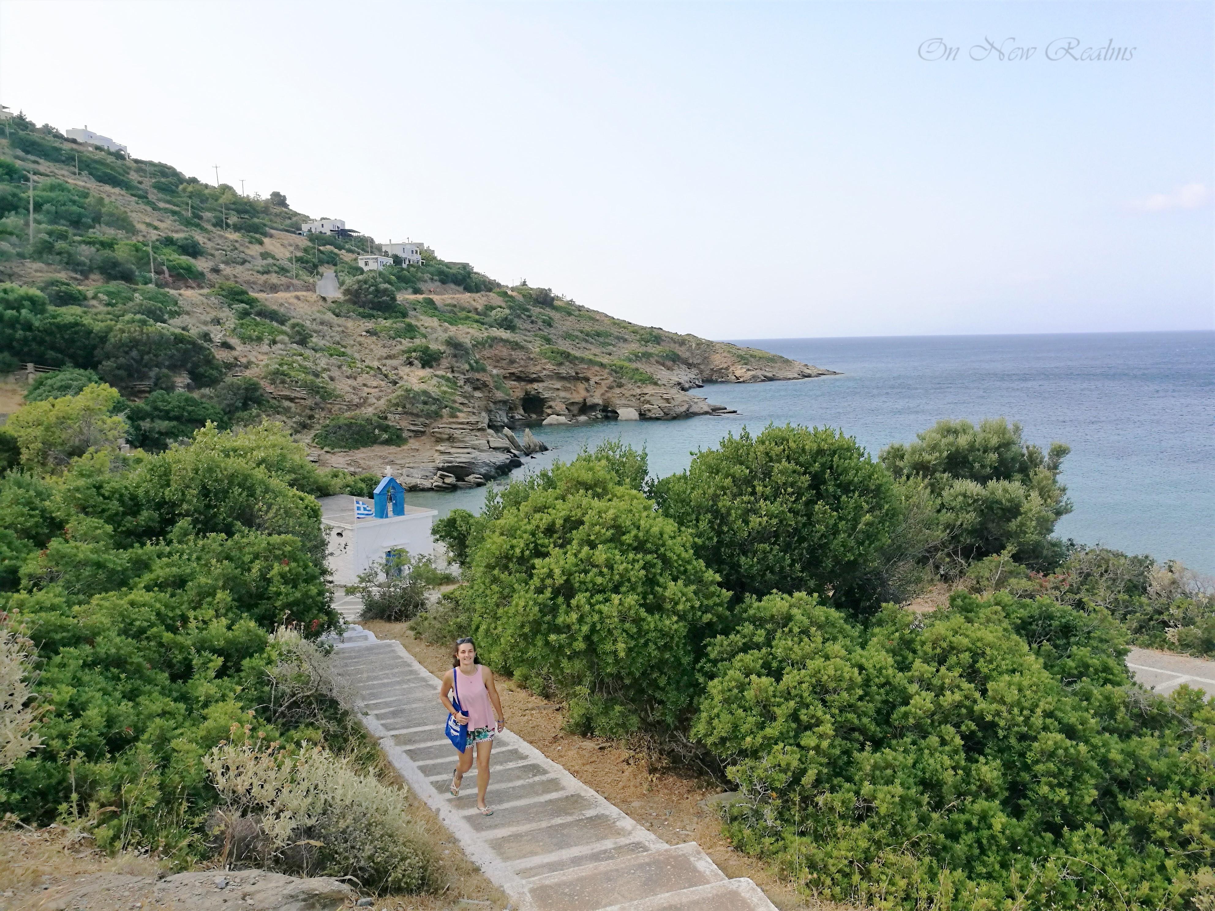 Andros-Greece-Kipri