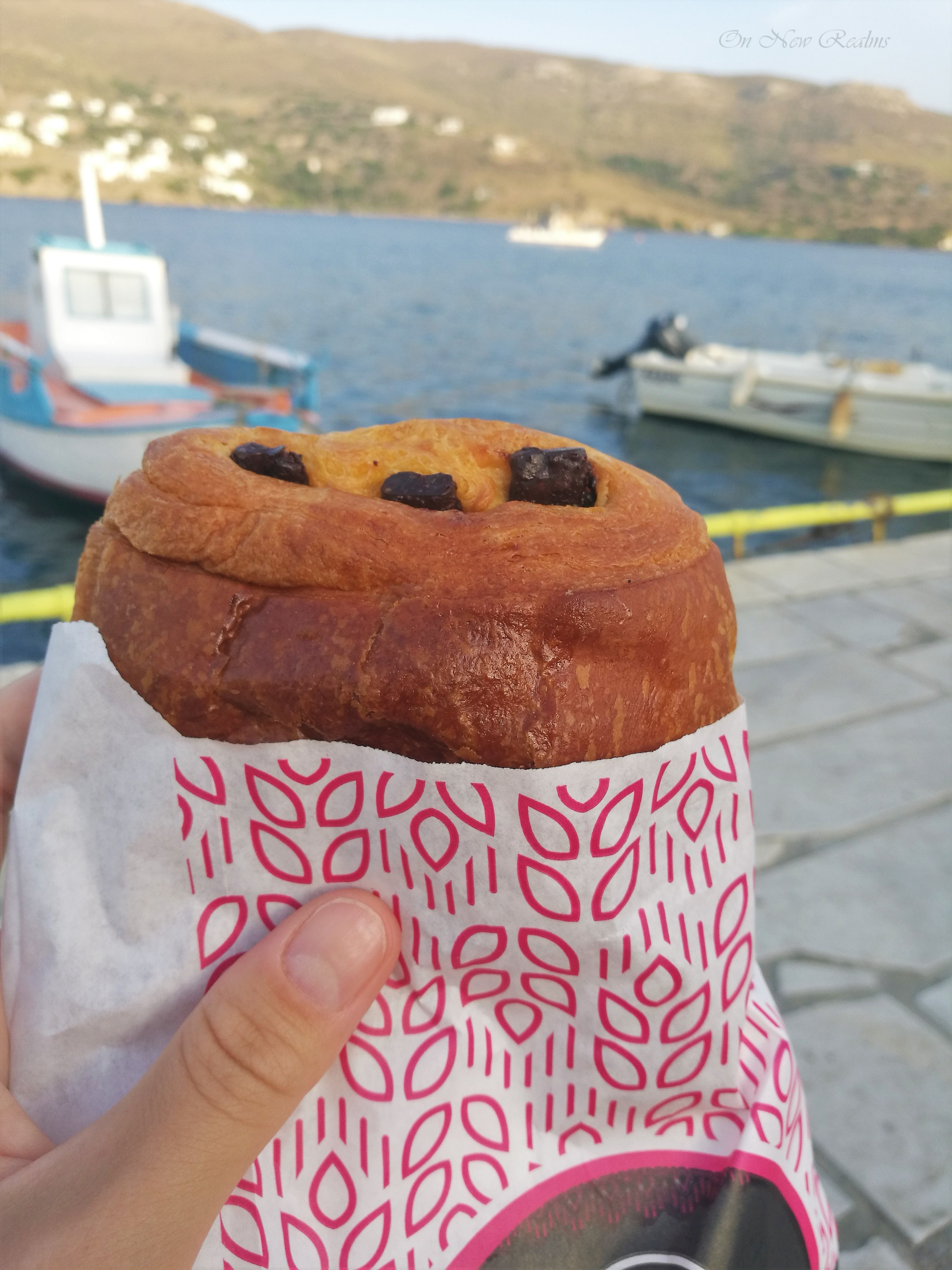 Andros-Greece-pastry