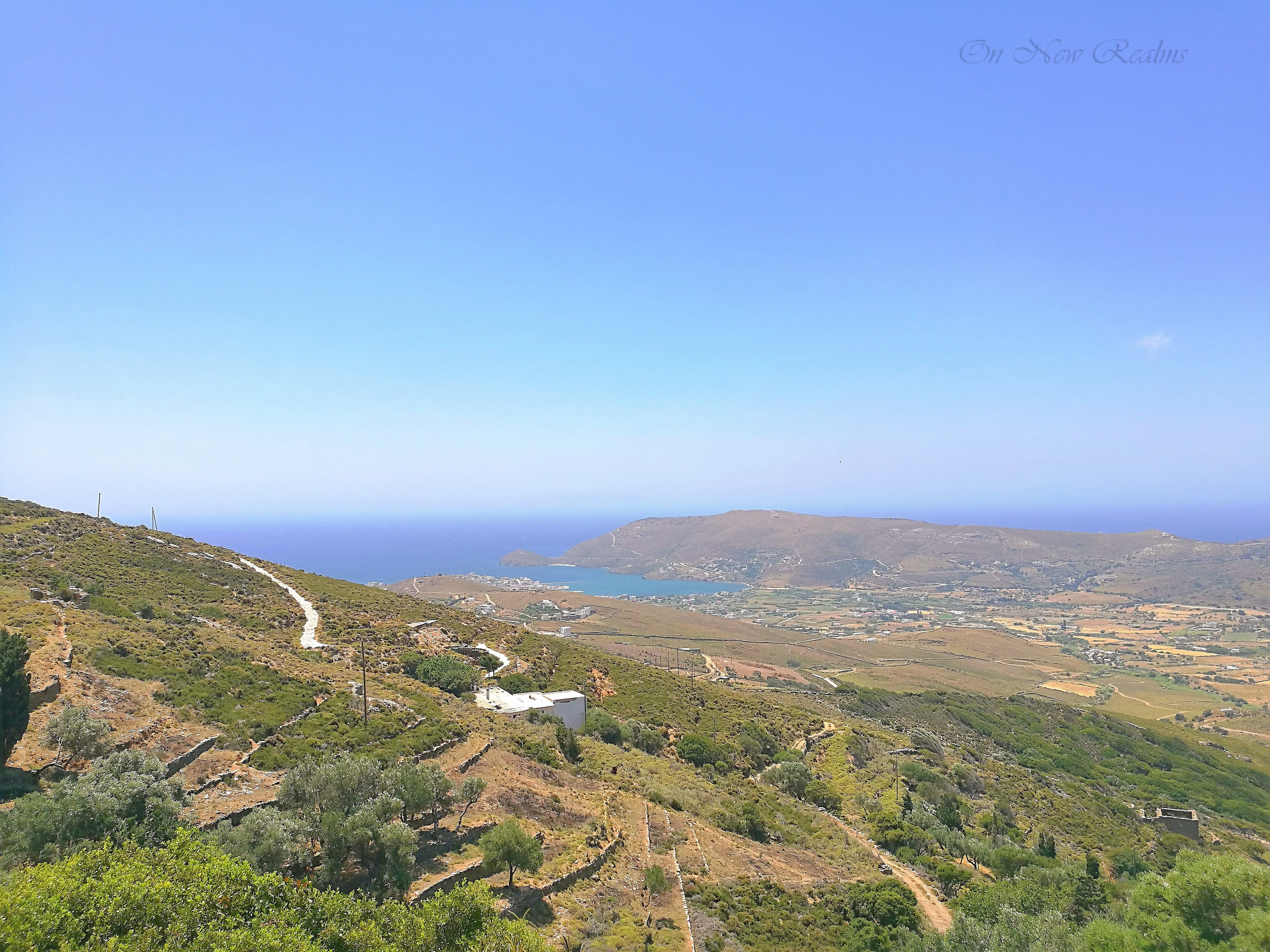 Andros-Greece