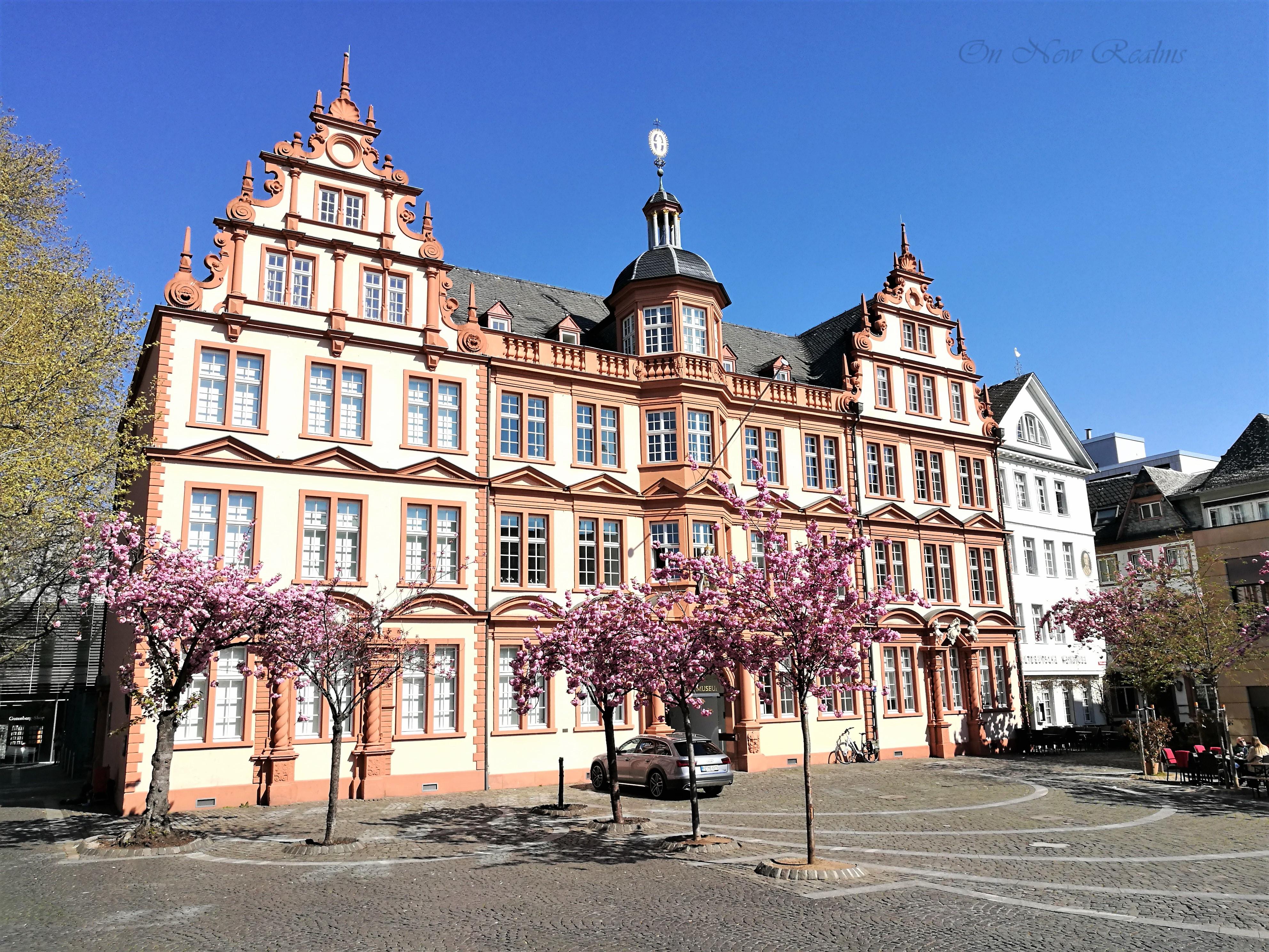 Gutenberg-Museum-Mainz-Germany