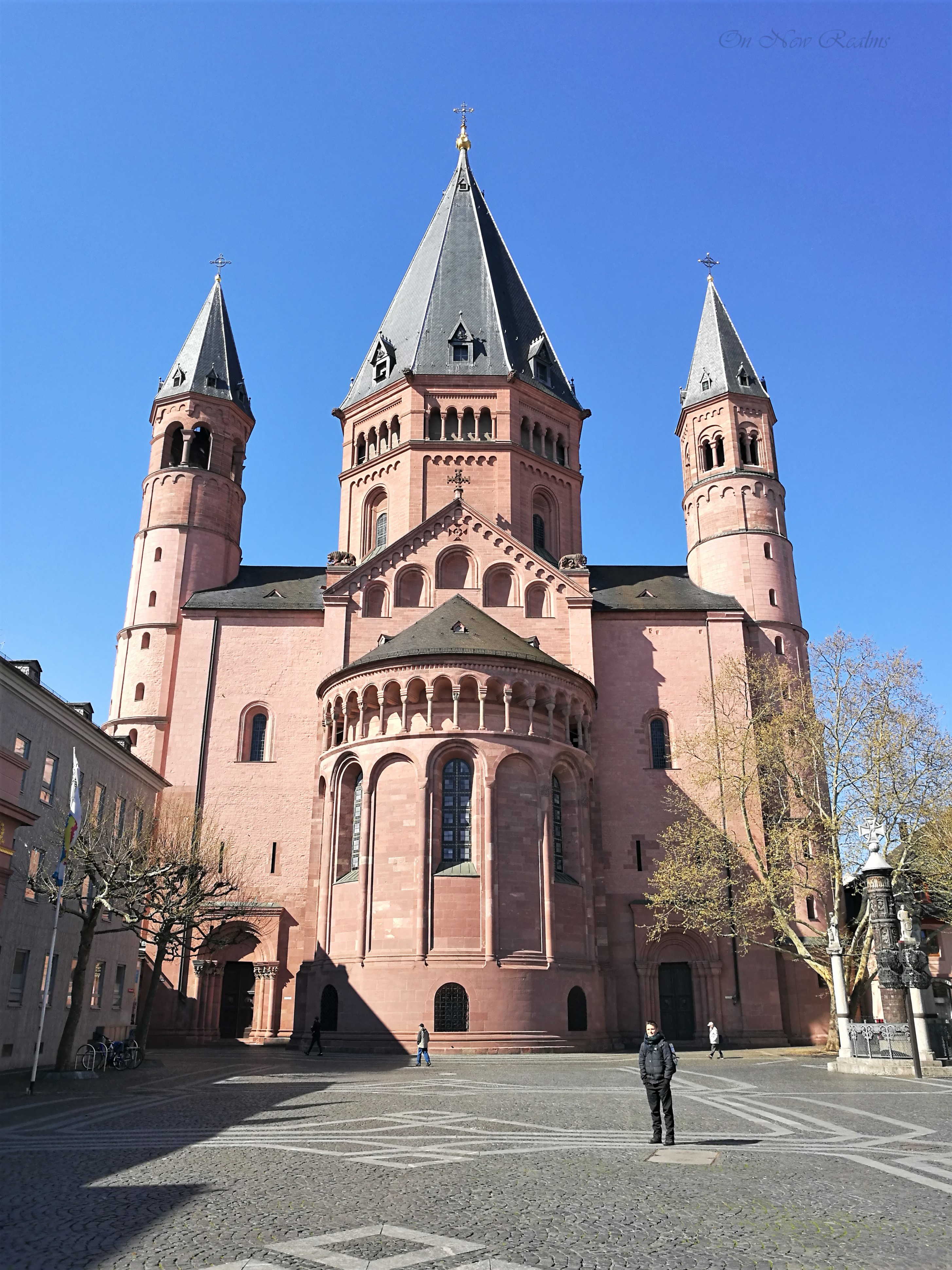 Mainz-Cathedral-Germany