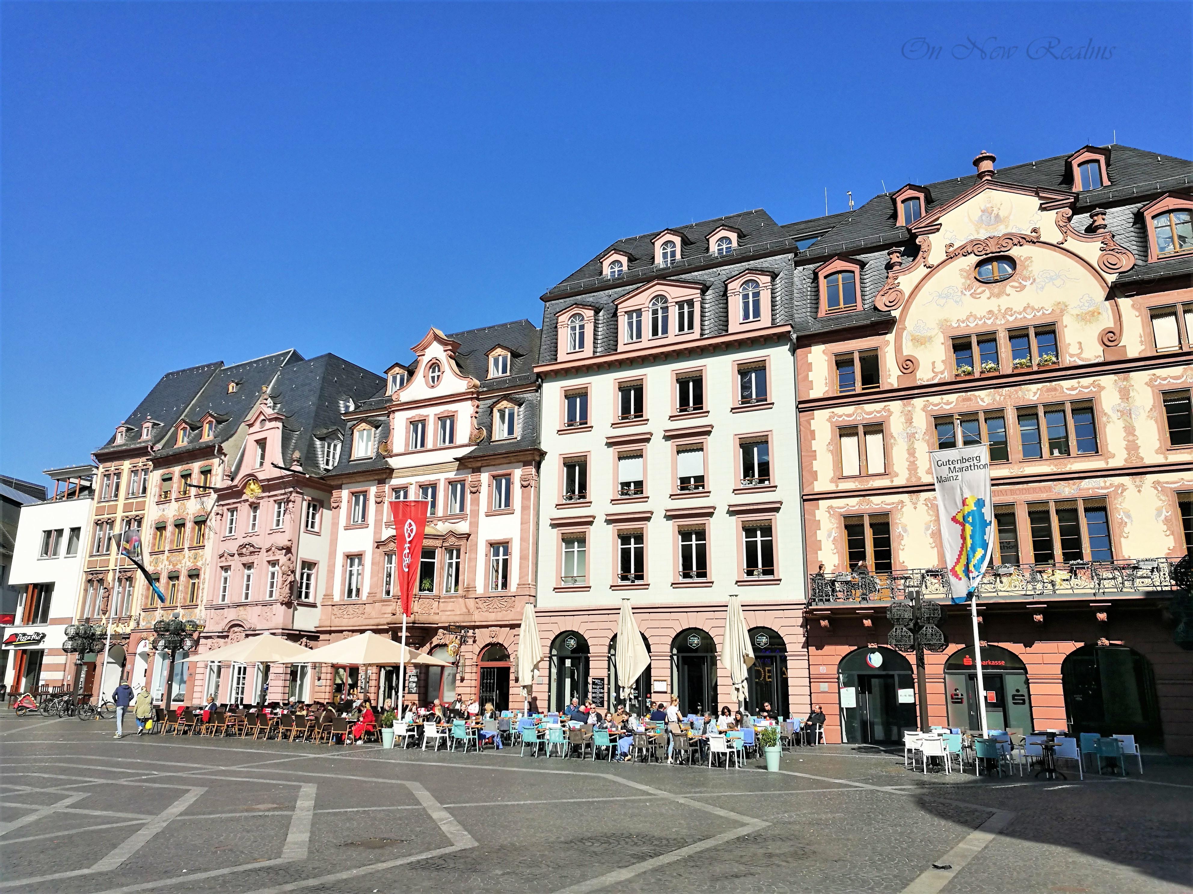 Markt-Mainz-Germany