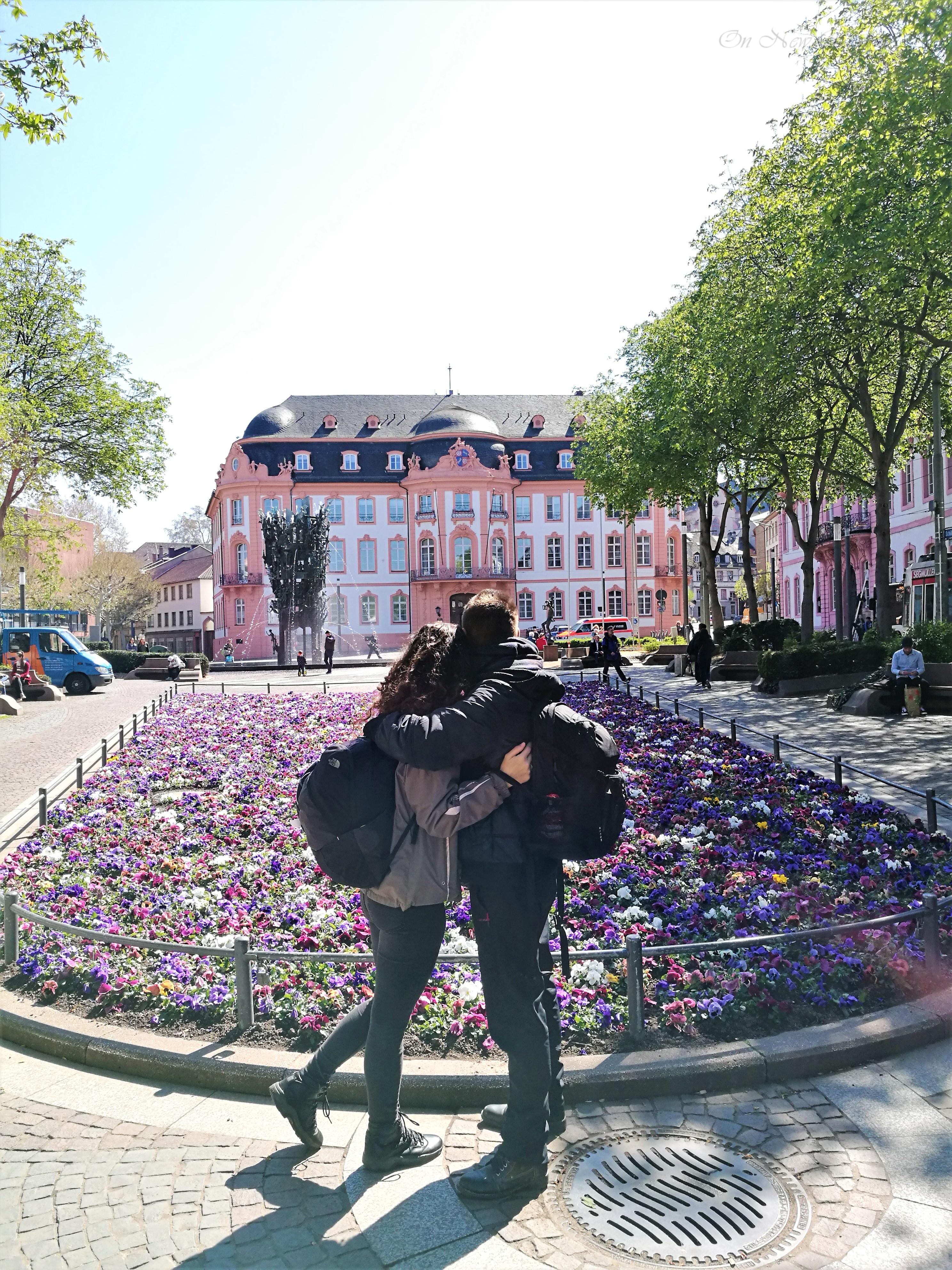 Schillerplatz-Mainz-Germany