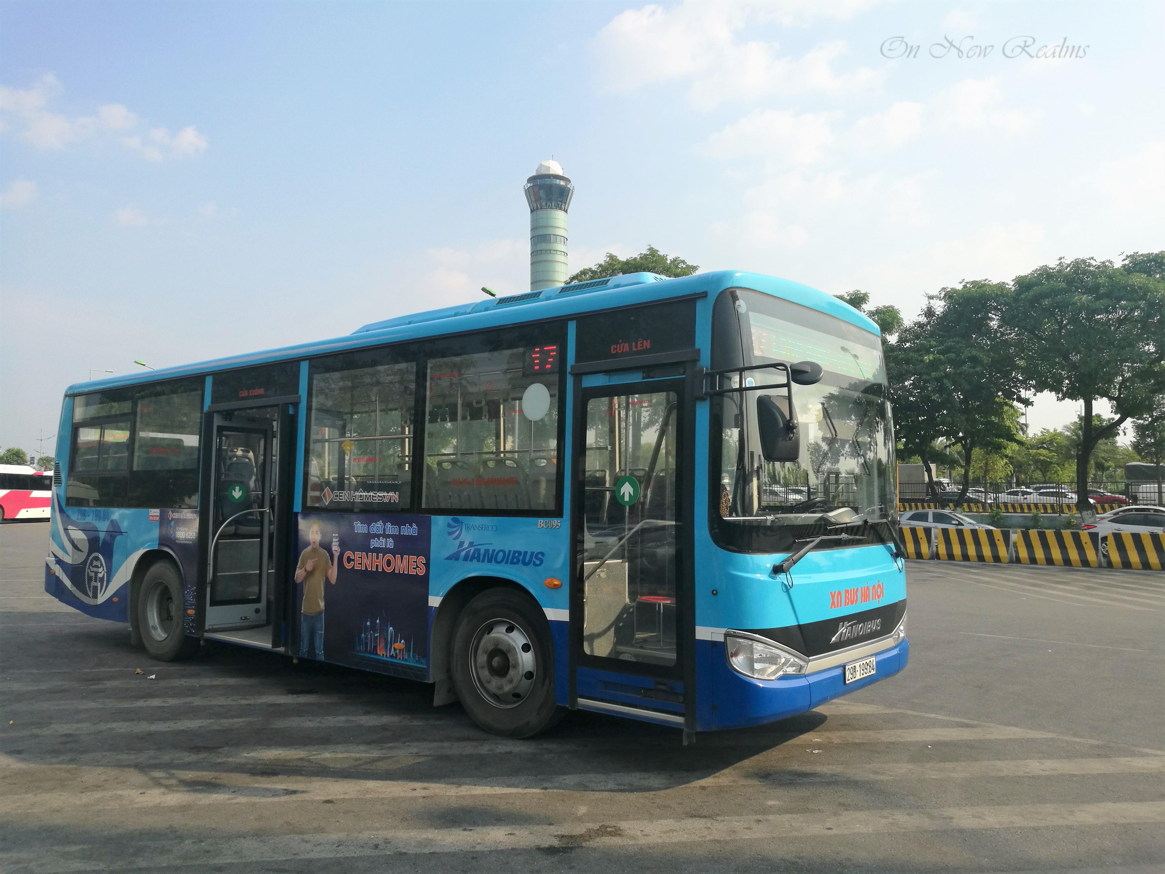 NoiBai-Hanoi-bus17